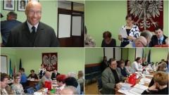 Czy mieszkańcy Łaszki chwycą za kosy, aby wreszcie była naprawiona ich droga? XXVI Sesja Rady Gminy Sztutowo - 28.04.2017