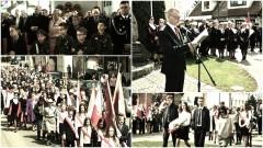 Konstytucja 3 Maja ma 226 lat. Uroczystości w Nowym Dworze Gdańskim (wideo, galeria zdjęć) - 03.05.2017