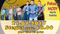 """Stegna. Zapraszamy na Galę Disco! Gwiazdą wieczoru będzie """"Grupa Dejw"""" - 21.07.2017"""
