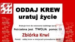 Sztum: Kolejna zbiórka krwi. Krwiobus utoczy krew sztumian – 10.05.2017