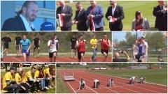 Królowa sportu odrodziła się dziś w Sztumie! Uroczyste otwarcie nowego stadionu piłkarsko – lekkoatletycznego – 12.05.2017