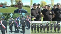 Gmina Malbork. Obchody Dnia Strażaka w Lasowicach Wielkich (wideo, galeria zdjęć) - 13.05.2017