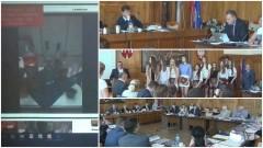 Urzędnicy pili na targach? Burmistrz mówi, że to pomówienia. XXXII Sesja Rady Miasta Malborka – 18.05.2017