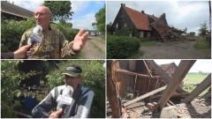 Runął dom podcieniowy w Izbiskach. Komu zależy, aby Polska nie miała zabytków? (wideo, zdjęcia) 30.05.2017