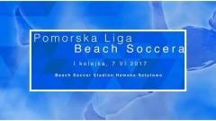 Sztutowo. Zapraszamy na rozgrywki Beach Soccera - 07.06.2017