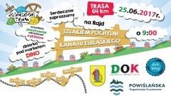 Dzierzgoń. Zapraszamy na Rajd Rowerowy po wszystkich, odnowionych 5 pochylniach Kanału Elbląskiego - 25.06.2017