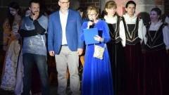"""Dla nich to była najpiękniejsza podróż. Koncert Galowy laureatów XV Festiwalu Kultury Dawnej w Malborku """"Wspólne Dziedzictwo Kultury"""" - 10.06.2017"""