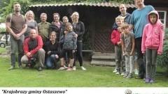 """Gmina Ostaszewo. """"Zwiedzamy Żuławy"""" czyli rajd rowerowy z historią w tle - 24.06.2017"""