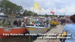 Kąty Rybackie gmina Sztutowo: Dni Rybaka, pierwszy dzień - 29.06.2017