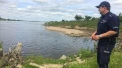 Malbork. Policyjne kontrole kąpielisk wspólnie z Sanepidem - 28.06.2017