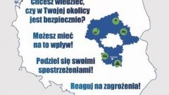 Malbork : Krajowa Mapa Zagrożeń - ponad 500 zgłoszeń - 07.07.2017