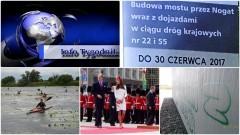 Najważniejsze i najciekawsze wydarzenia minionego tygodnia. Info Tygodnik w nowej formule. Malbork - Sztum - Nowy Dwór Gdański – 07.07.2017