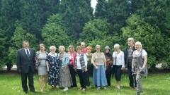 Sztum: Rozpoczął się VIII Ogólnopolski Plener Malarski – 06-14.07.2017