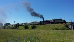 Malbork : Zabytkowy parowóz zawita na dworzec - 22-24.07.2017