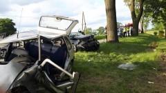 Sztum: Nadmierna prędkość przyczyną wypadku na ul. Kwidzyńskiej? Trwają ustalenia... - 18.07.2017