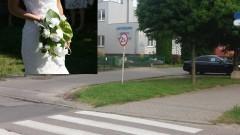 Sztum: Kolumna nowożeńców, patrole policyjne i (małe) zamieszanie w ruchu drogowym – 22.07.2017
