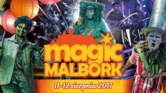 Malbork : Magic Malbork - zmiana organizacji ruchu - 09-12.08.2017