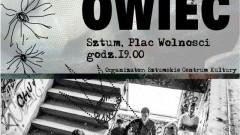 Sztum : Zapraszamy na koncert zespołu Milczenie Owiec - 26.08.2017