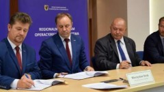 Malbork : Umowa na budowę kolektora deszczowego podpisana - 18.08.2017