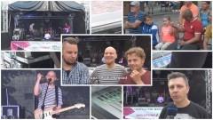 Radio Bagdad na pl. Wolności w Sztumie. Energetyczny, melodyjny rock z elementami punka – 19.08.2017