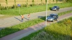 Sztum: Mistrzowie (nie tylko parkowania). Mistrz ścieżki rowerowej na ul. Spokojnej – 28.08.2017