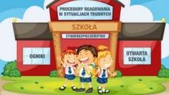 Dzierzgoń: Bezpieczna otwarta szkoła. Nowy gminny program profilaktyczno - wychowawczy – 01.09.2017