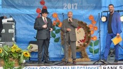 Sztutowo: Smacznie i kolorowo, czyli dożynki gminne. - 03.09.2017