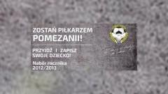 Malbork : Marzysz o karierze piłkarskiej? Przyjdź na spotkanie Pomezanii! - 11.09.2017