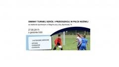 Gmina Stegna : Zapraszamy na Gminny turniej szkół i przedszkoli w piłce nożnej - 27.09.2017