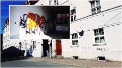 Malbork: Graffiti szpeci odnowione kamienice i budynki - 21.09.2017
