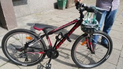 Policja szuka właściciela roweru Kross - 22.09.2017