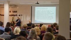 Malbork : Inauguracja programu informacyjno- edukacyjnego dla uczniów - 22.09.2017