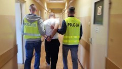 Pijany 42-latek zaatakował nożem policjantów! Zobacz nagranie! - 28.09.2017