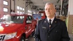 Nowy samochód, skokochron i pompa dla malborskich strażaków. Pomoc musi być szybka i skuteczna – 29.09.2017