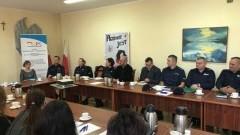 Sztumscy policjanci rozmawiali o przemocy - 02.10.2017