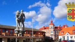 Malbork : Spotkanie przedstawicieli miast partnerskich - 04- 05.2017