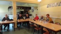 Spotkanie sieci współpracy i samokształcenia doradców zawodowych powiatu nowodworskiego - 17.10.2017