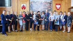 Nagrody Burmistrza Miasta Malborka dla pracowników oświaty - 18.10.2017