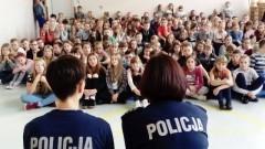 Spotkanie sztumskich policjantów z uczniami Szkoły Podstawowej nr 2 - 18.10.2017