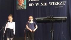 Uroczyste nadanie imienia Wandy Chotomskiej Szkole Podstawowej w Bruku - 26.10.2017