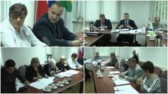 Czy w Gminie Ostaszewo jest bezpiecznie? XXXI Sesja Rady Gminy, nagranie wideo - 02.11.2017