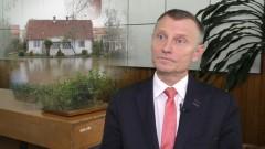 Ciągle ma wiać, stany alarmowe są przekroczone. Burmistrz Jacek Michalski o zagrożeniu powodziowym w gminie Nowy Dwór Gdański – 30.10.2017