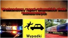 19- latek zginął w wypadku. Strażacy wyjeżdżali 16 razy. Weekendowy raport sztumskich służb mundurowych – 30.10.2017