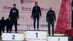 Sztum : Bartosz Mazerski mistrzem Polski Master w Maratonie w Toruniu! - 29.10.2017