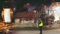 Malbork: Kilka aut w rowie, potrącenie i pijani rowerzyści. Bilans policji z dnia Wszystkich Świętych - 02.11.2017