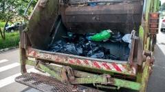 System rejestracji obrazu w pojazdach odbierających odpady z obszaru Gminy Sztutowo - 03.11.2017