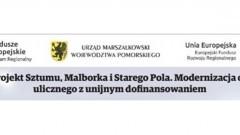 Wspólny projekt Sztumu, Malborka i Starego Pola : Modernizacja oświetlenia ulicznego z unijnym dofinansowaniem - 10.11.2017
