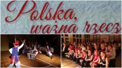 Uroczysta akademia pt. Polska, ważna rzecz z okazji Narodowego Święta Niepodległości w Szkole Podstawowej nr 6 w Malborku - 09.11.2017