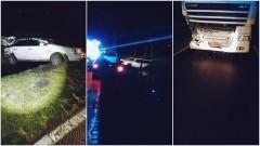 Czarna seria na drogach regionu. Wypadek na DK 22 pomiędzy Starym Polem a Królewem - 11.11.2017