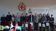 Z okazji Dnia Honorowego Krwiodawcy uhonorowano i wyróżniono krwiodawców z powiatu nowodworskiego - 20.11.2017